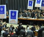 Governo sente encolher sua base aliada na votação da Reforma Trabalhista