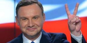 Andrzej Duda, Prezydent Rzeczpospoliej