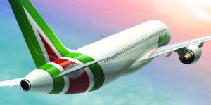 Brand New: New Logo and Livery for Alitalia by Landor - underconsideration.com