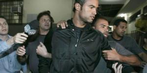 Brazilian goalie who ordered the brutal murder of his girlfriend