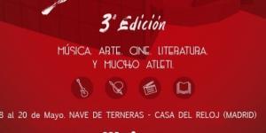 Cartel oficial III Festival Cultura en Rojo y Blanco