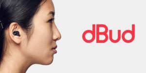 dBud: la nuova frontiera dei tappi per le orecchie - kickstarter.com