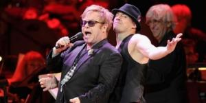 Elton John Hospitalized With 'Serious' Respiratory Infection ... - hollywoodreporter.com