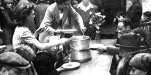 La pastasciutta antifascista fu un altro modo con cui partigiane e partigiani si opposero al regime prima della Liberazione. Foto: modenatoday.it.