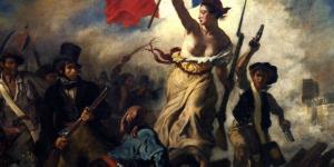la Rivoluzione francese, ancora in atto