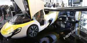 Les précommandes pour la voiture volante de la société Slovaque AeroMobil ont commencé. spectator.sme.sk