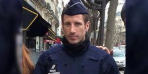 Macron et Le Pen présents lors de l'hommage à Xavier Jugelé