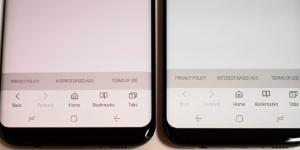 New Galaxy S8 software update aims to fix your red display ... - androidcentral.com