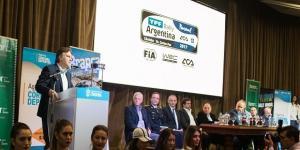 presentación oficial de la 37º edición Rally Argentina-WRC