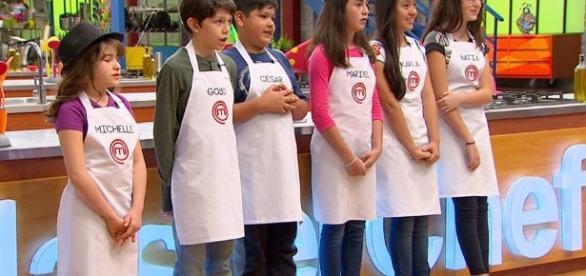 Master Chef Jr. programa de talento infantil transmitido por Tv Azteca.