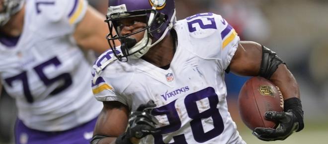 NFL: Adrián Peterson en camino a New Orleans