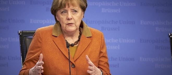 Merkel le tuvo que explicar a Trump los principios fundamentales de Europa