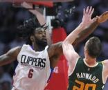 Hayward scores 27, Jazz beat Clippers 96-92 to take 3-2 lead ... - timesfreepress.com
