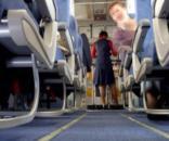 Il posto più sicuro di un aereo? Quello nella parte posteriore