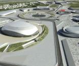 Immagine del circuito russo di Sochi