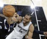 Leonard, Mills lead Spurs by Grizzlies for 3-2 series lead - San ... - mysanantonio.com