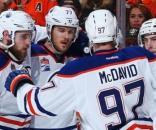 Los Oilers no estaban en playoff de la NHL desde el 2006. NHL.com.