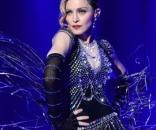 Madonna durante una performance live - allaboutmadonna.com