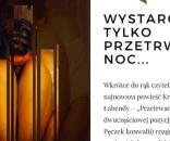 Przertwać noc - Krzysztof Piotr Łabenda