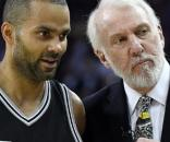 Tony Parker and the Spurs defeated Memphis by double-digits on Tuesday night. [Image via Blasting News image library/inquisitr.com]