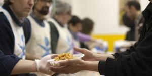 5000 sono i pasti al giorno donati alle persone povere in Italia
