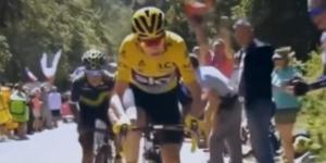 Chris Froome al Tour de France
