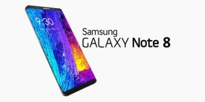 Galaxy Note 8 (prototipo) - display Super AMOLED da 6.4''