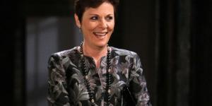 Jane Elliot as Tracy Quartermaine via BN library