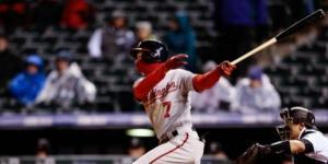 Los Nationals tienen en Turner a uno de sus principales prospectos. MLB.com.