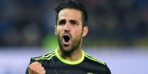 Manchester City transfer news: Chelsea misfit Cesc Fabregas lined ... - thesun.co.uk