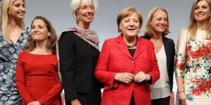 Merkel and other Women leaders together in Berlin - Sean Gallup / Getty Images