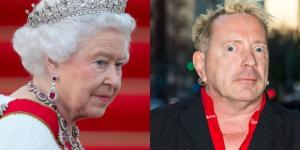 Sex Pistols' John Lydon will 'sorely miss' the Queen when she dies ... - nme.com