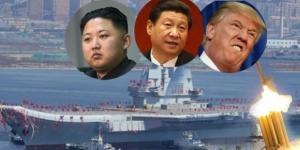 Tensiunea în Peninsula Coreea a atins cote maxime. Toți sunt pregătiți pentru ce este mai rău. Foto: Colaj Reuters - Creative Commons