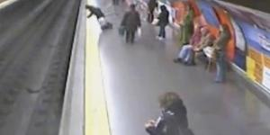 Video captures brave rescue in Spanish metro | South China Morning ... - scmp.com