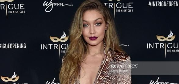 Gigi Hadid 21st Birthday Celebration At Intrigue Nightclub, Wynn ... - gettyimages.com