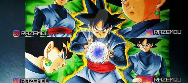 'Dragon Ball Super' - Black Goku appears