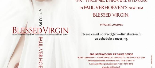 Paul Verhoeven sigue en forma: su próxima película irá de una monja lesbiana