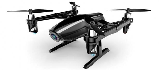 Fly drive el almacenamiento para drones
