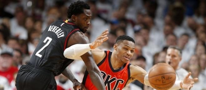 Russell Westbrook and Patrick Beverly comment on their verbal exchange
