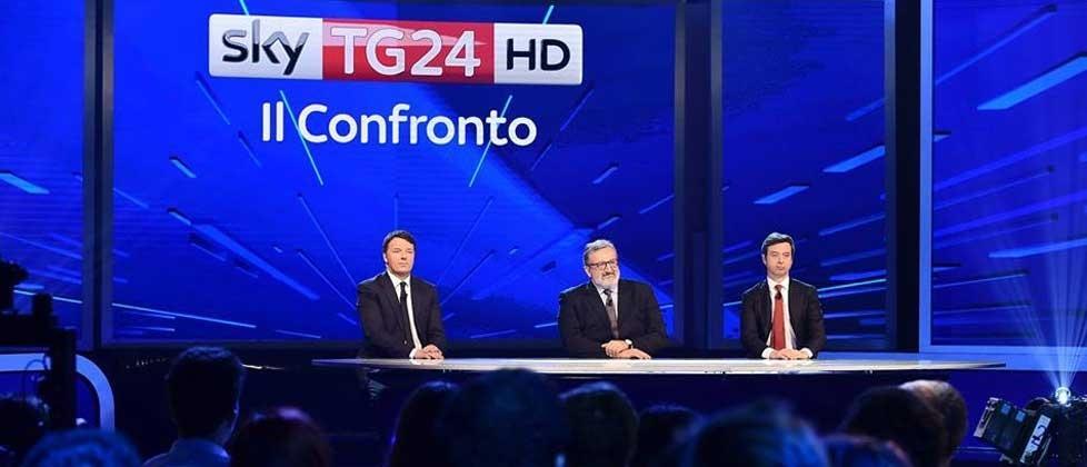 Primarie PD, Renzi avanti ma l'affluenza preoccupa