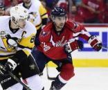 Sydney Crosby tuvo dos goles en la victoria de los Penguins. NHL.com.