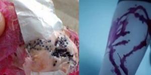 Doces envenenados foram entregues a criança e podem estar ligados ao jogo Baleia Azul