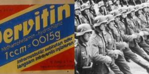 Il Pervitin, la metanfetamina che metteva in marcia l'esercito tedesco