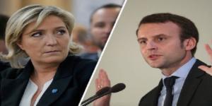 Marine Le Pen et Emmannuel Macron, qualifiés pour le second tour de l'élection présidentielle