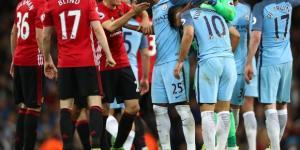 Momento de tensión cuando Fellaini y Agüero tuvieron un altercado