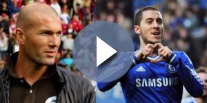 Real Madrid: Zidane a trouvé mieux qu'Eden Hazard!