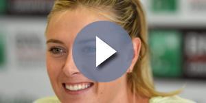 Descontento por la invitación a Sharapova tras su doping positivo