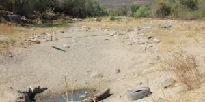 Sequía extrema en el istmo (imagen ilustrativa)