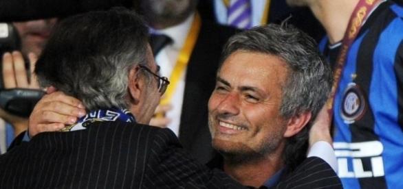 Contatto Mourinho Inter: i nerazzurri vogliono il ritorno