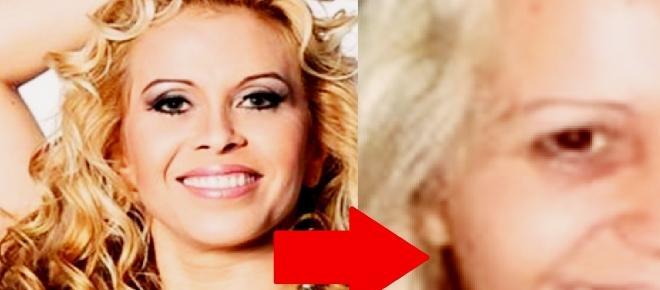 Aos 42 anos, Joelma aparece sem maquiagem e resultado impressiona